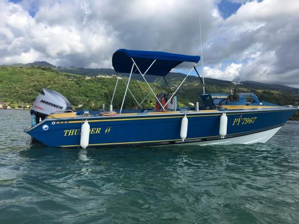 bateau modèle deane 22 pieds