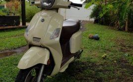 scooter Zahara 125