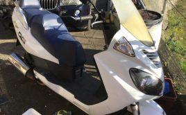 scooter 125 Daelim S2