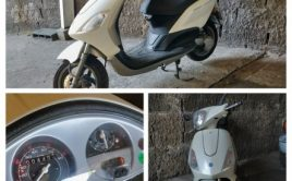 Scooter Piaggio Fly 2T 50cm3