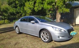 Peugeot 508 (155ch) 2012 Full option BEG