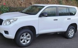 Toyota Prado 3L D4D