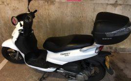 scooter 125 Peugeot TWEET