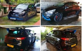 Renault Clio 4 RS phase 1