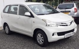 TOYOTA AVANZA 7 PLACES