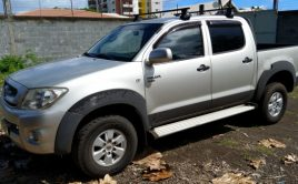 TOYOTA HILUX – DOUBLE CABINE