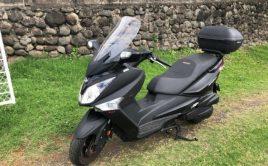 scooter SYM