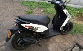 SCOOTER PIAGGIO TYPHOON NEUF 50 2 TEMPS