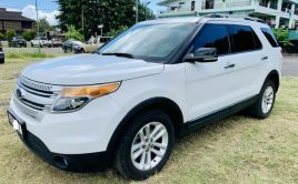 FORD EXPLORER 7 PLACES 4X4