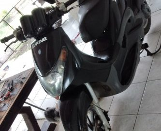 SCOOTER PIAGGIO BEVERLY 125 4TEMPS.