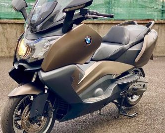 SCOOTER BMW C650GT