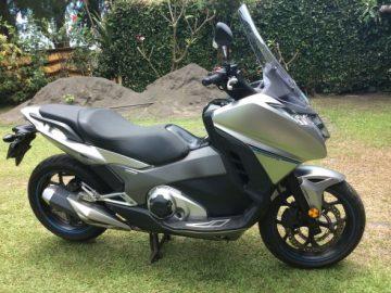 HONDA INTEGRA 'S' 750 CM3