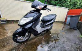 Yamaha cygnus 125cc 4t