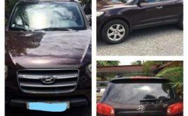 Hyundai Santa Fe 4×4