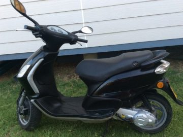 SCOOTER PIAGGIO FLY 5