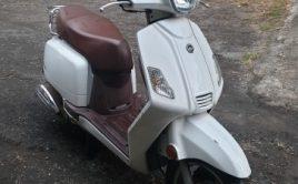 Scooter 125 Keeway