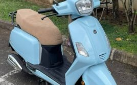 Scooter 125 cm3