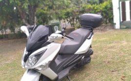 scooter SYM 300